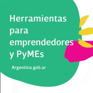 Herramientas para emprendedores y PyME